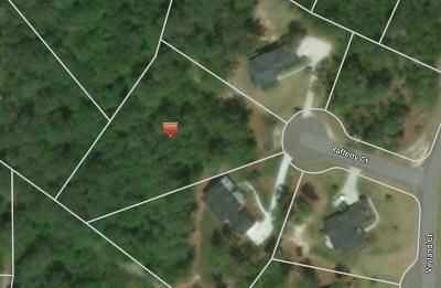 Whispering Pines Residential Lots & Land For Sale: 5 Rafferty Court