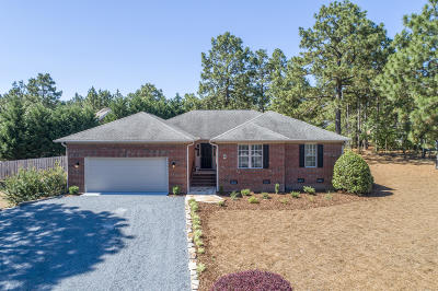 Pinehurst Single Family Home For Sale: 4 Wingate Court