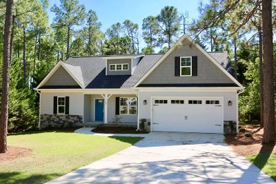 Moore County Single Family Home For Sale: 80 Pine Vista Drive