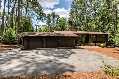 Pinehurst Single Family Home Active/Contingent: 101 Whippoorwill Run