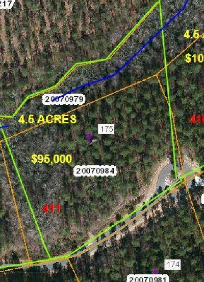 Jackson Springs Residential Lots & Land For Sale: 175 E Vista Ridge