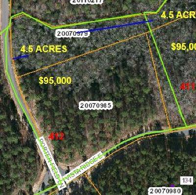 Jackson Springs Residential Lots & Land For Sale: 135 E Vista Ridge