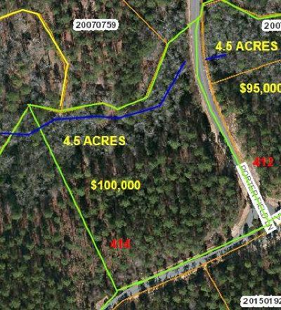 Jackson Springs Residential Lots & Land For Sale: 138 W Vista Ridge