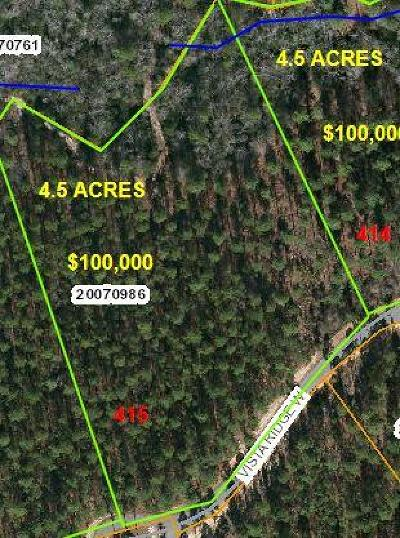 Jackson Springs Residential Lots & Land For Sale: 164 W Vista Ridge