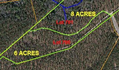Jackson Springs Residential Lots & Land For Sale: 246 W Sterling Way