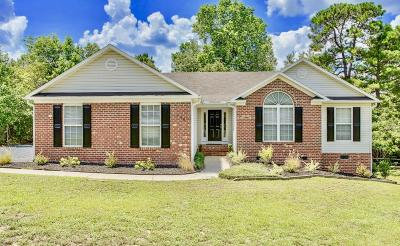 Southern Pines, Aberdeen, Whispering Pines, Foxfire, Pinehurst Single Family Home Active/Contingent: 255 Queens Cove Way