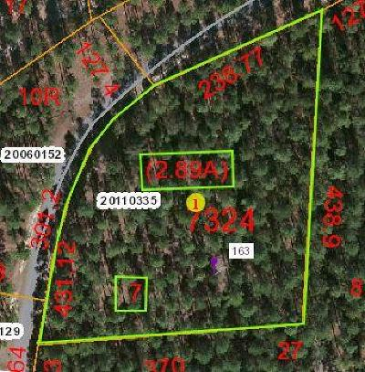 Jackson Springs Residential Lots & Land For Sale: 163 Grande Pines Vista