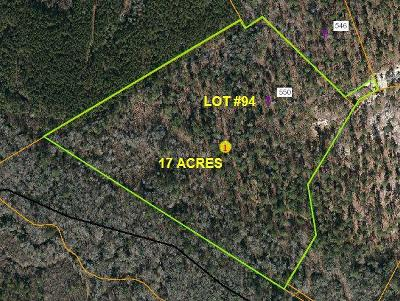 Jackson Springs Residential Lots & Land For Sale: 550 Grande Pines Vista