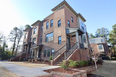 Southern Pines Condo/Townhouse For Sale: 14 Brownstone Lane