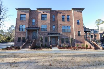 Southern Pines Condo/Townhouse For Sale: 12 Brownstone Lane