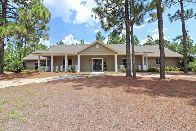 Pinehurst Single Family Home For Sale: 96 Deerwood Lane