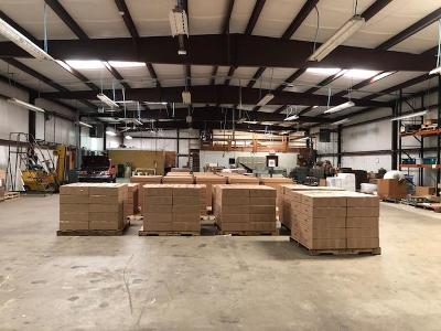 Moore County Commercial For Sale: 307 Fields Drive