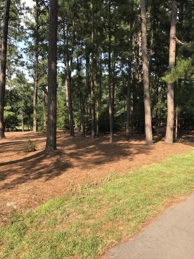 Pinehurst Residential Lots & Land Active/Contingent: 80 Rockland Lane