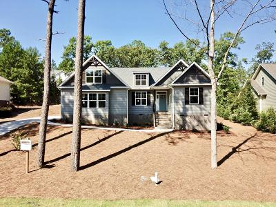Moore County Single Family Home Active/Contingent: 17 Timuquana Trail