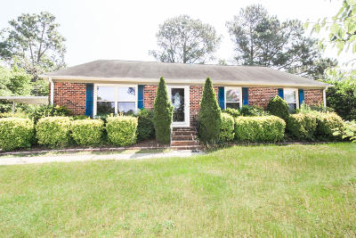 Fayetteville Single Family Home For Sale: 1433 Paisley Avenue