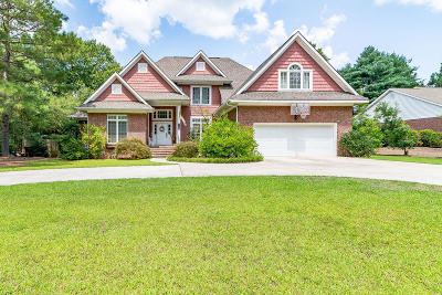 Pinehurst Single Family Home For Sale: 145 Lost Tree Road
