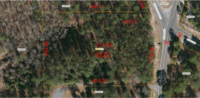 Foxfire Residential Lots & Land Active/Contingent: Hoffman Rd
