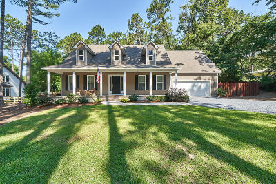 Southern Pines Single Family Home For Sale: 580 Clark Street