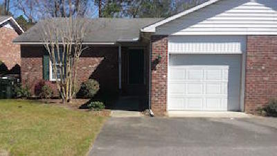 Southern Pines Rental For Rent: 27 Hutchinson Road #27