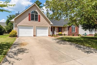 Single Family Home Active/Contingent: 6424 Jacobs Creek Circle