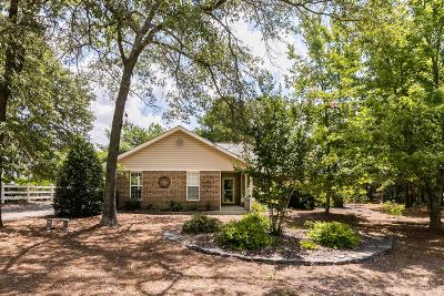 Pinehurst Single Family Home For Sale: 155 S Diamondhead Drive