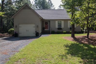 Pinehurst Single Family Home Active/Contingent: 190 Fox Run Road