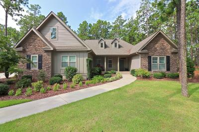 Southern Pines Single Family Home For Sale: 180 Kings Ridge Court