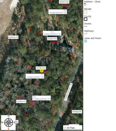 Vass Residential Lots & Land For Sale: 373 Thimbleberry Drive