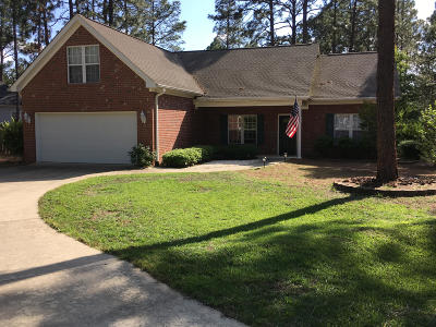 Moore County Rental Active/Contingent: 2 Lima Court