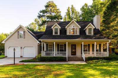 Southern Pines Single Family Home For Sale: 125 Sandhurst Place