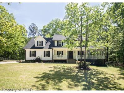 Single Family Home Active/Contingent: 189 Stonewheel Drive