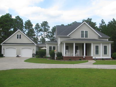 West End Single Family Home For Sale: 357 Longleaf Drive