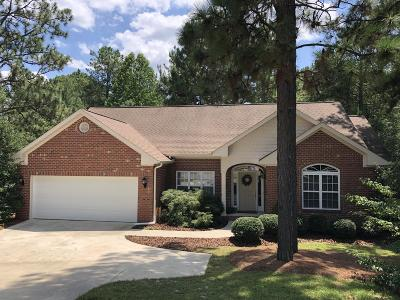 Pinehurst Single Family Home For Sale: 3 Mitchell Court