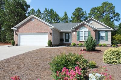 Pinehurst Single Family Home For Sale: 3 Wingate Court