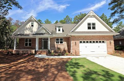 Pinehurst Single Family Home For Sale: 107 Juniper Creek Boulevard