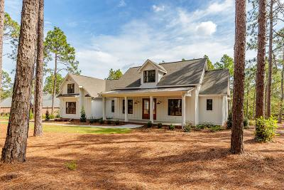Pinehurst Single Family Home Active/Contingent: 48 Pinewild Drive