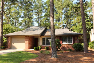 Pinehurst Single Family Home For Sale: 575 Pinehurst Trace Drive