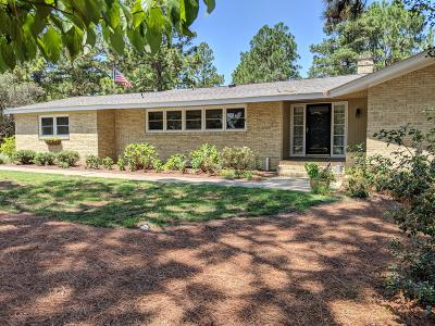Whispering Pines Single Family Home For Sale: 2200 Airport Road