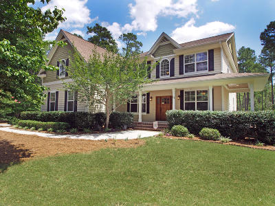 Pinehurst NC Single Family Home For Sale: $445,000