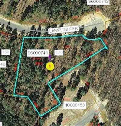 West End Residential Lots & Land For Sale: 170 Lamplighter Lane