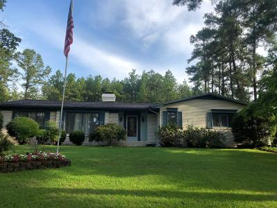 Whispering Pines Single Family Home For Sale: 15 Shadow Lane