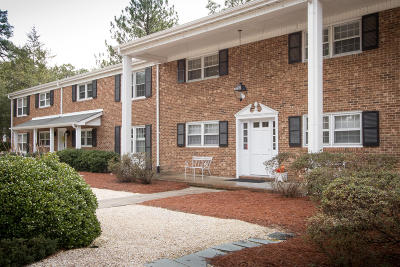 Southern Pines Condo/Townhouse For Sale: 333 Driftwood Circle #A