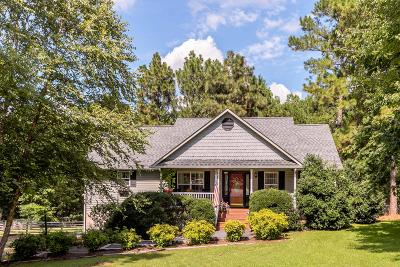 West End, Seven Lakes Single Family Home For Sale: 135 Pinesage Drive