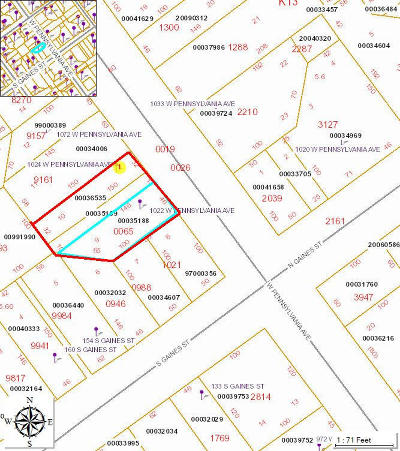 Southern Pines Residential Lots & Land For Sale: 1024 W Pennsylvania Avenue