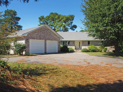 Pinehurst, Southern Pines, Whispering Pines, Foxfire, Aberdeen Rental For Rent: 165 SW Lake Forest Drive