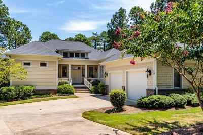 Pinehurst NC Single Family Home For Sale: $995,000