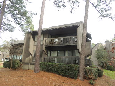 Pinehurst NC Condo/Townhouse For Sale: $139,000