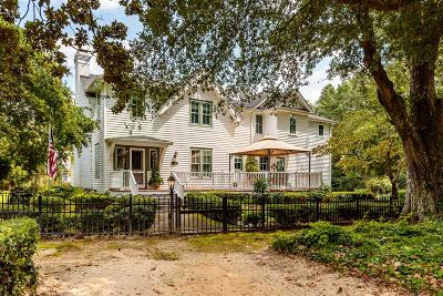 Old Town Single Family Home For Sale: 70 Laurel Road