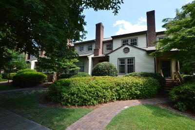 Southern Pines Condo/Townhouse For Sale: 185 S Ashe Street