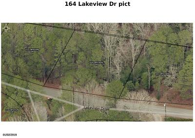 Whispering Pines Residential Lots & Land For Sale: 164 Lakeview Drive
